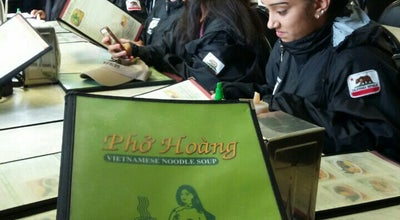Photo of Vietnamese Restaurant Pho Hoang at 2111 Grand Ave, Fort Smith, AR 72901, United States