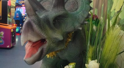 Photo of Arcade Динозаврия at Гранд Плаза, Архангельск 163000, Russia