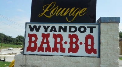 Photo of BBQ Joint Wyandot BBQ at 8441 State Ave, Kansas City, KS 66112, United States