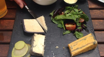 Photo of English Restaurant Love Cheese at 16 Gillygate, York, United Kingdom