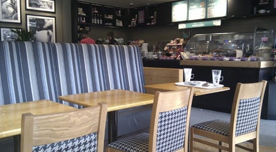 Photo of Coffee Shop Costa Coffee at Warrington WA1 1QB, United Kingdom