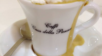 Photo of Cafe Casa Della Panna at Via Dei Mille 18, Pisa 56126, Italy