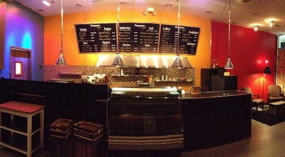 Photo of Coffee Shop Hamptons Cafe at 14881 Biscayne Blvd, North Miami, FL 33181, United States