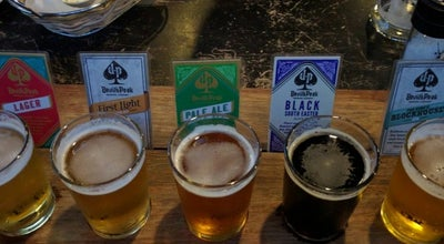 Photo of Brewery Devil's Peak Brewing Company (The Taproom) at 95 Durham Ave, Woodstock, South Africa