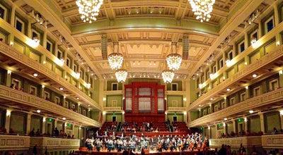 Photo of Concert Hall Schermerhorn Symphony Center at 1 Symphony Pl, Nashville, TN 37201, United States