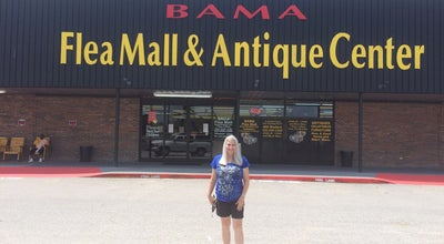 Photo of Flea Market Bama Flea Mall at 1605 Ashville Rd, Leeds, AL 35094, United States