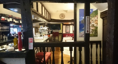 Photo of Italian Restaurant Positano at 124 High St., Guildford GU1 3HQ, United Kingdom