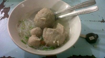 Photo of Dumpling Restaurant Bakso Goyang Lidah Ngawi at Jl. A. Yani, Ngawi, Indonesia