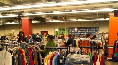 Photo of Thrift / Vintage Store Seattle Goodwill at 1400 S Lane St, Seattle, WA 98144, United States