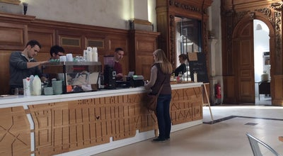 Photo of Coffee Shop The Wren at 114 Queen Victoria St, London EC4V 4BJ, United Kingdom