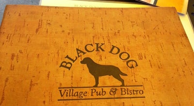 Photo of Gastropub Black Dog at 5 Main St. S, Bayfield, On N0M 1G0, Canada