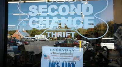 Photo of Thrift / Vintage Store Second Chance Thrift at 5193 Shore Dr, Virginia Beach, VA 23455, United States