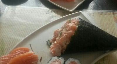 Photo of Sushi Restaurant Temakeria Kazuaki at Rua Sales De Oliveira, 1735, Campinas 13035-270, Brazil