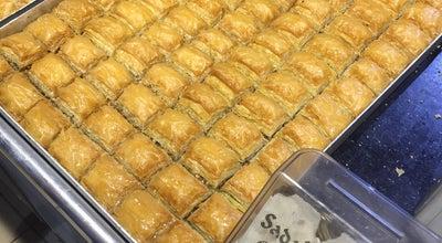 Photo of Dessert Shop Baklavacı Şemsettin at Açıksu Caddesi Haliliye, Şanlıurfa 63100, Turkey