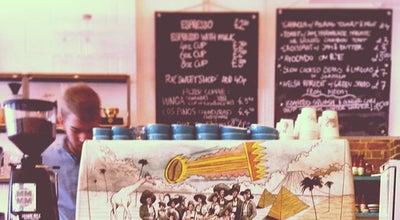 Photo of Coffee Shop Prufrock Coffee at 23-25 Leather Ln, London EC1N 7TE, United Kingdom