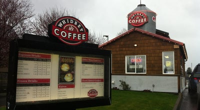 Photo of Cafe Whidbey Coffee at 691 Cascade Mall Dr, Burlington, WA 98233, United States