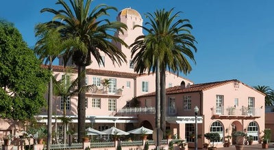 Photo of Hotel La Valencia Hotel at 1132 Prospect St, La Jolla, CA 92037, United States