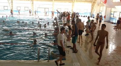 Photo of Pool Olimpik Yüzme Havuzu at Yeşilöz Caddesi, Kırıkkale, Turkey