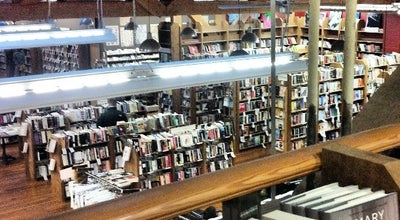 Photo of Bookstore Elliott Bay Book Company at 1521 10th Ave, Seattle, WA 98122, United States