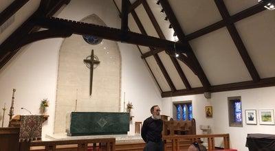 Photo of Church St. Mark's Episcopal Church at 393 N Main St, Glen Ellyn, IL 60137, United States