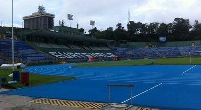 Photo of Soccer Stadium Estadio Nacional Doroteo Guamuch Flores at 10 Avenida Z.5, Guatemala City 01005, Guatemala
