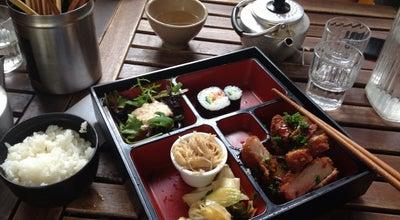 Photo of Japanese Restaurant Taeko at 39 Rue De Bretagne, Paris 75003, France