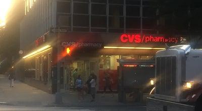 Photo of Drugstore / Pharmacy CVS at 1223 2nd Ave, New York, NY 10065, United States