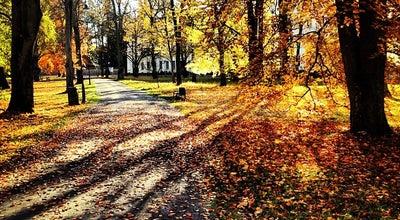 Photo of Park Carolinaparken (Engelska parken) at Thunbergsvägen 751 20, Sweden