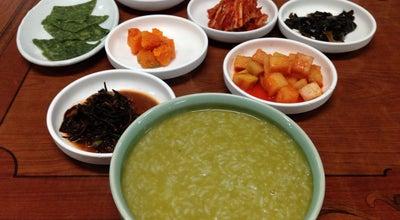 Photo of Seafood Restaurant 오조해녀의집 at 성산읍 한도로 141-13, 서귀포시 699-906, South Korea