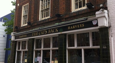 Photo of Pub The Cat's Back at 86-88 Point Pleasant, London SW18 1NN, United Kingdom