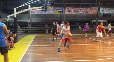 Photo of Basketball Court Stadium Bola Keranjang Bintulu at Bintulu, Malaysia