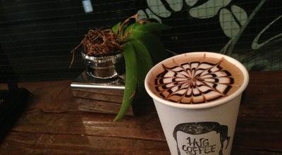 Photo of Coffee Shop HUG COFFEE 2号店 at 紺屋町11-1, 静岡市葵区, Japan