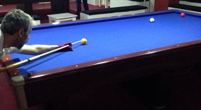 Photo of Pool Hall Platin Bilardo&Spor Klübü at Ataturk Cad. Terziler Carsisi ( Eski Yimpas Ustu ) Kat 5, Sivas, Turkey