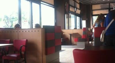 Photo of Cafe CrossCafe Gočárova at Gočárova Třída 761/20, Hradec Králové 500 02, Czech Republic