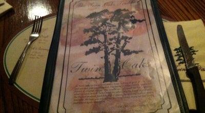 Photo of Italian Restaurant Twin Oaks at 100 Sabra St, Cranston, RI 02910, United States