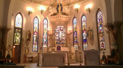 Photo of Church Saint Patrick Cathedral at 1206 Throckmorton St, Fort Worth, TX 76102, United States