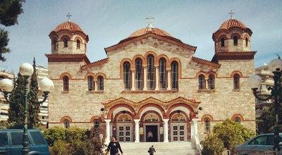 Photo of Church Κοίμηση Θεοτόκου - Παναγίτσα at Αχιλλέως 30, Παλαιό Φάληρο 175 62, Greece