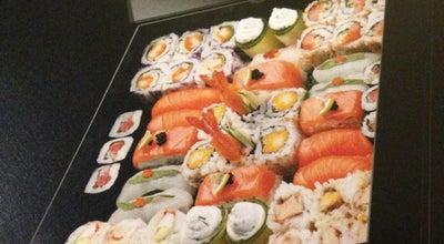 Photo of Japanese Restaurant Sushi Shop at Chée. De Bruxelles 216, Waterloo 1410, Belgium