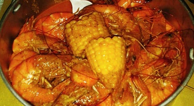 Photo of Seafood Restaurant Bucket Shrimps at 11 Orchid Street, Capitol Site, Cebu City 6000, Philippines