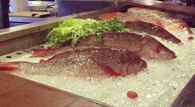Photo of Seafood Restaurant Aqua Grill at Palm Beach, Noord, Aruba