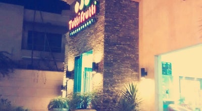 Photo of Ice Cream Shop Tutti Fruti Bahria Town Islamabad at Pakistan