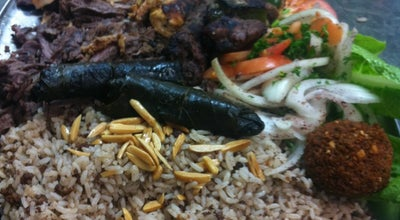 Photo of Middle Eastern Restaurant Hamido at 13251 W Warren Ave, Dearborn, MI 48126, United States