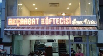 Photo of Kofte Place Akçaabat Köftecisi Ömer Usta at Trabzon, Turkey
