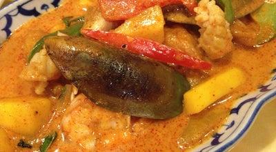 Photo of Thai Restaurant Papaya Thai at 6066 Mowry Ave, Newark, CA 94560, United States