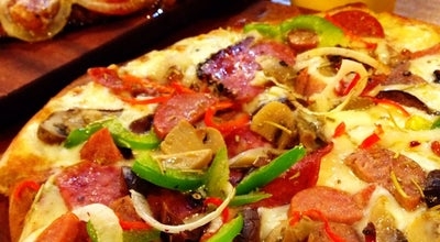 Photo of Pizza Place Pizza Republic Pick + Mix by Giuseppe Genco at Salinas Dr, Cebu City 6000, Philippines