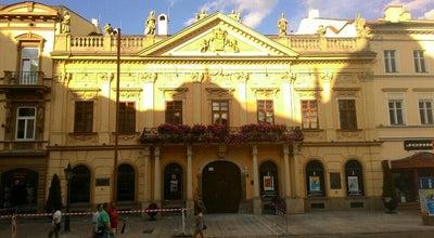 Photo of Theater Stará Radnica at Hlavná 59, Košice 040 01, Slovakia