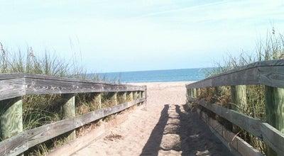 Photo of Beach Ft Pierce Fl Beach at FL, United States