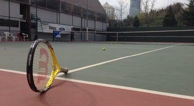 Photo of Tennis Court Tennis Club at Atasehir, Turkey