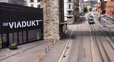 Photo of Bridge Viadukt at Zurich, Switzerland
