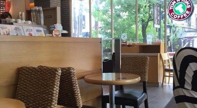 Photo of Cafe Tom N Toms Coffee 탐앤탐스 커피 at 행복로 33, 의정부시 480-843, South Korea